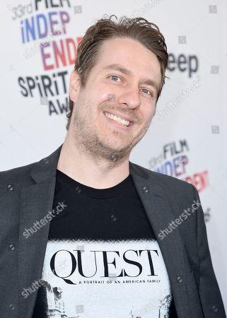 Editorial image of 2018 Film Independent Spirit Awards - Red Carpet, Santa Monica, USA - 03 Mar 2018