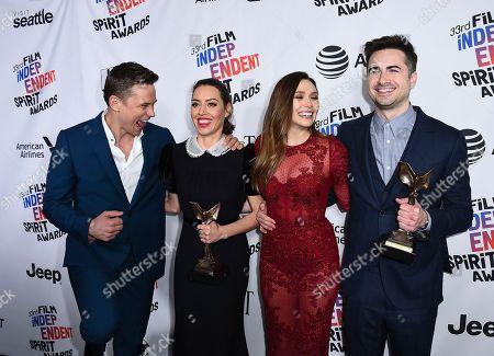 Editorial image of 2018 Film Independent Spirit Awards - Press Room, Santa Monica, USA - 03 Mar 2018