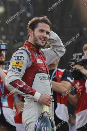 Editorial photo of Mexico Formula E-Prix in Mexico City - 03 Mar 2018