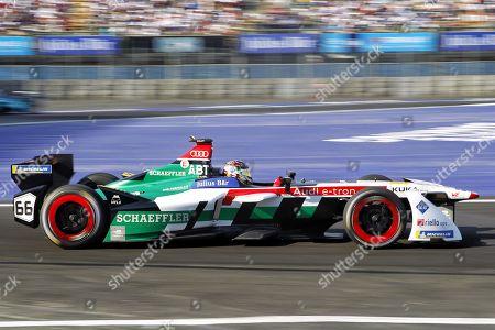 Editorial picture of Mexico Formula E-Prix in Mexico City - 03 Mar 2018