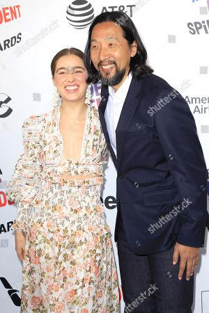 Editorial image of 33rd Independent Spirit Awards in Santa Monica, USA - 03 Mar 2018