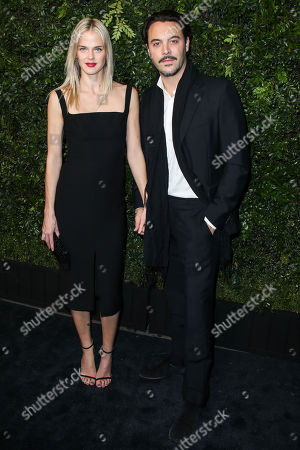 Stock Image of Shannan Click, Jack Huston