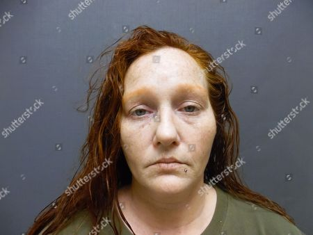 This March 2018 photo provided by the Vermont State Police shows Jennifer Simard, who was charged with 2nd degree murder and manslaughter in the death of Kevin Smith on March 28, 2016. She's due in court on