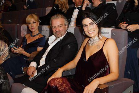 Nancy Brilli, Valeria Solarino, Giovanni Veronesi