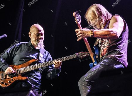 Dawn Of The Dregs - Andy West and Steve Morse