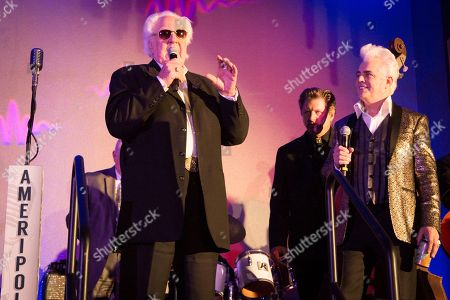W.S. Holland and Dale Watson