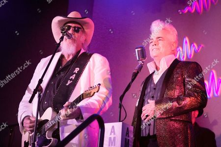 Performance by Asleep At The Wheel with Ray Benson and Dale Watson