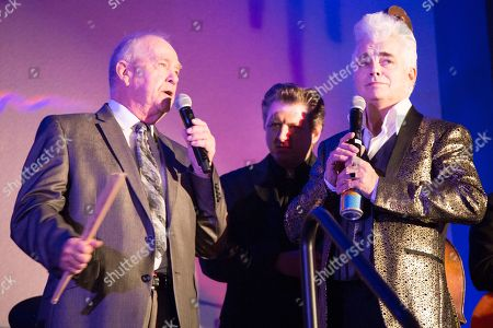 J.M. Van Eaton with Dale Watson