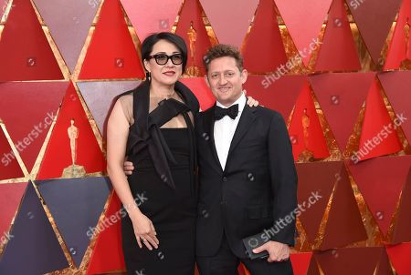 Ramsey Naito, Alex Winter. Ramsey Naito, left, and Alex Winter arrive at the Oscars, at the Dolby Theatre in Los Angeles