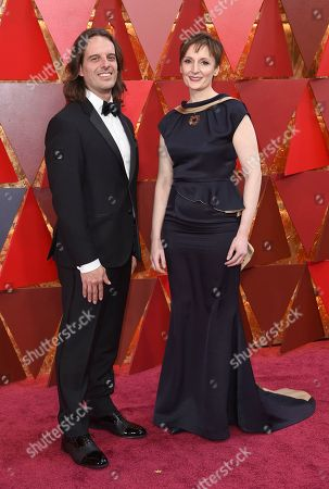 Anthony Leo, Nora Twomey. Anthony Leo, left, and Nora Twomey arrive at the Oscars, at the Dolby Theatre in Los Angeles
