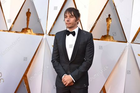 Sean Baker arrives at the Oscars, at the Dolby Theatre in Los Angeles