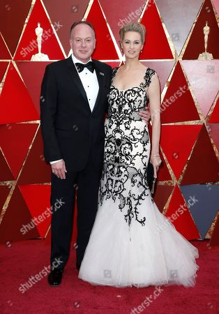 Editorial picture of Arrivals - 90th Academy Awards, Hollywood, USA - 04 Mar 2018