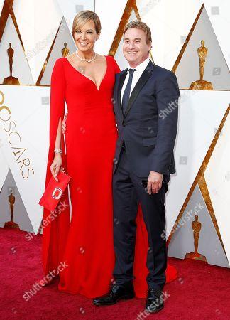 Editorial photo of Arrivals - 90th Academy Awards, Hollywood, USA - 04 Mar 2018