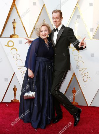 Editorial image of Arrivals - 90th Academy Awards, Hollywood, USA - 04 Mar 2018