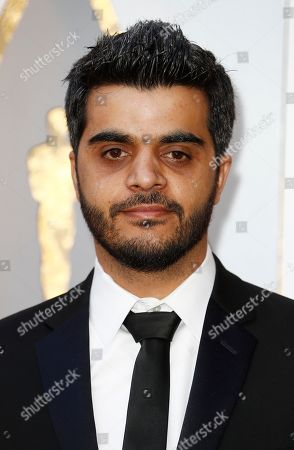 Stock Image of Kareem Abeed