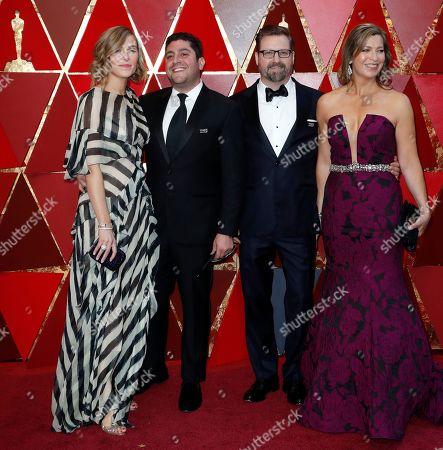 Editorial picture of Arrivals - 90th Academy Awards, Hollywood, USA - 03 Mar 2018