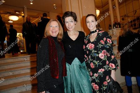 Marion Kracht, Julia Bremermann, Kristin Meyer