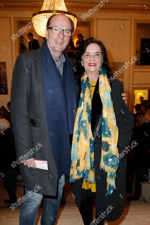 Herbert Knaup and Schwester Renate