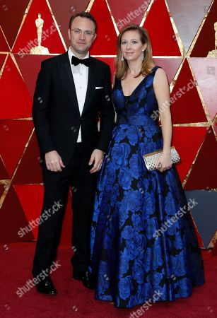 Editorial photo of Arrivals - 90th Academy Awards, Los Angeles, USA - 04 Mar 2018