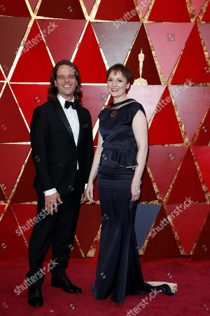 Nora Twomey and Anthony Leo