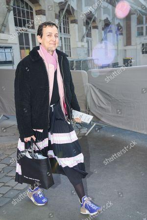 Editorial image of Street Style, Fall Winter 2018, Paris Fashion Week, France - 04 Mar 2018