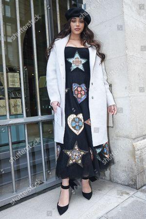 Stock Image of Janice Joostema, Dior