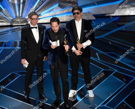 Editorial image of 90th Academy Awards - Show, Los Angeles, USA - 04 Mar 2018