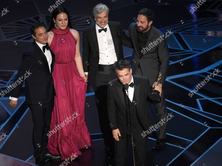 Editorial photo of 90th Academy Awards - Show, Los Angeles, USA - 04 Mar 2018