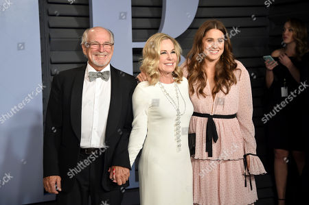 Jimmy Buffett, Jane Slagsvol, Sarah Delaney Buffett. Jimmy Buffett, from left, Jane Slagsvol, and Sarah Delaney Buffett arrive at the Vanity Fair Oscar Party, in Beverly Hills, Calif