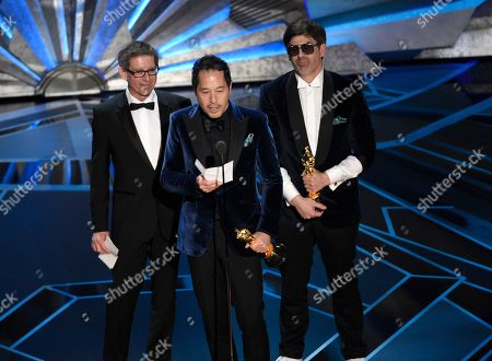 Editorial picture of 90th Academy Awards - Show, Los Angeles, USA - 04 Mar 2018
