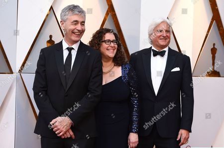 Steve James. Xx arrives at the Oscars, at the Dolby Theatre in Los Angeles