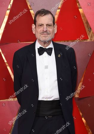 Howard Rosenman arrives at the Oscars, at the Dolby Theatre in Los Angeles