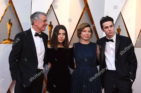 Editorial photo of 90th Academy Awards - Arrivals, Los Angeles, USA - 04 Mar 2018