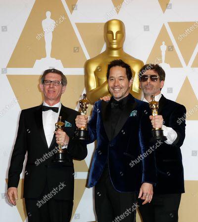 Jeffrey A. Melvin, Paul D. Austerberry and Shane Vieau