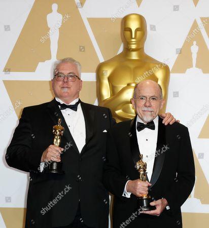 Alex Gibson and Richard King
