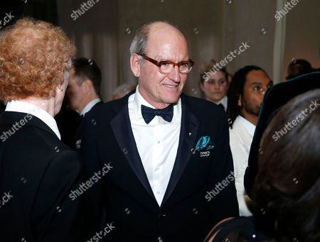 Richard Jenkins attends the Governors Ball after the Oscars, at the Dolby Theatre in Los Angeles