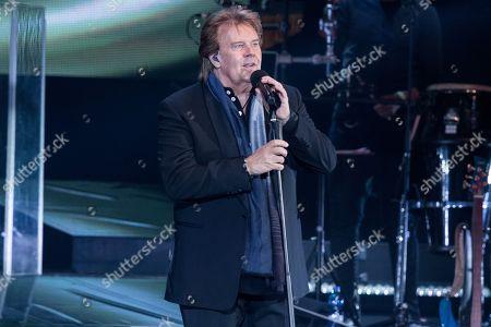 Howard Carpendale in concert