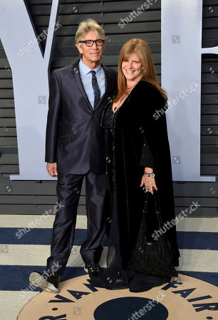 Stock Photo of Eric Roberts, Eliza Roberts. Eric Roberts, left, and Eliza Roberts arrive at the Vanity Fair Oscar Party, in Beverly Hills, Calif