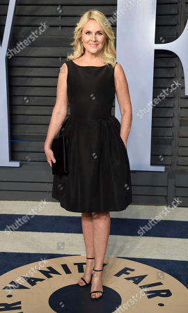 Cornelia Guest arrives at the Vanity Fair Oscar Party, in Beverly Hills, Calif