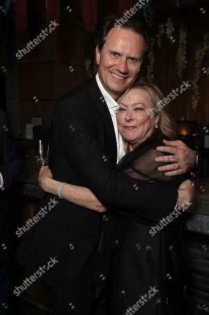Chief Executive Officer of Fox Networks Group Peter Rice, Fox Searchlight President Nancy Utley