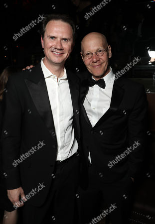 Chief Executive Officer of Fox Networks Group Peter Rice, Robert Newman
