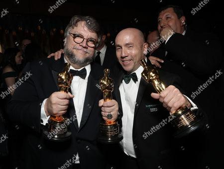 Guillermo Del Toro, J. Miles Dale