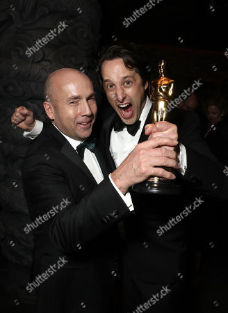 Stock Picture of J. Miles Dale, Fox Searchlight's Searchlight's EVP and Co-Head of Production David Greenbaum