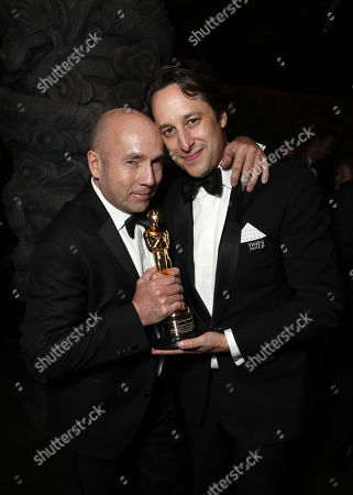 Editorial picture of 90th Annual Academy Awards, FOX After Party, Inside, Los Angeles, USA - 04 Mar 2018