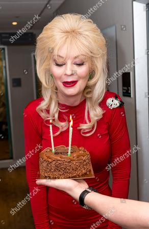 Lauren Harries Birthday