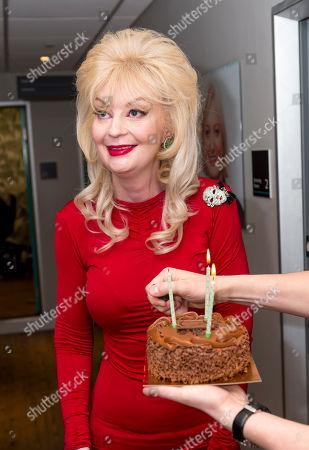 Stock Image of Lauren Harries Birthday