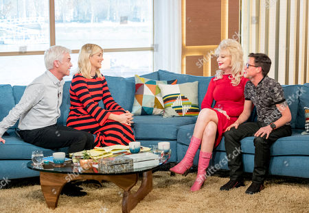 Editorial photo of 'This Morning' TV show, London, UK - 05 Mar 2018