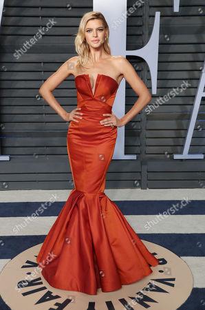 Editorial photo of Vanity Fair Oscar Party, Arrivals, Los Angeles, USA - 04 Mar 2018