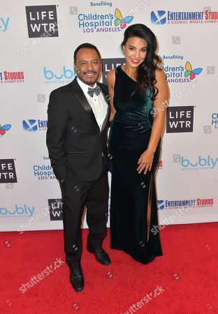 Editorial picture of Byron Allen's Oscar Gala Viewing Party, Arrivals, Los Angeles, USA - 04 Mar 2018