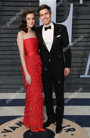 Editorial image of Vanity Fair Oscar Party, Arrivals, Los Angeles, USA - 04 Mar 2018